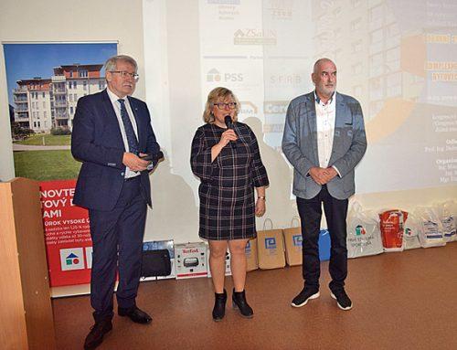 """Odborné sympózium """" Manuál komplexnej obnovy BD"""" v Košiciach"""